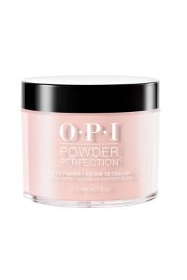 OPI Powder Perfection - Acrylic Dip Powder - Bubble Bath - 1.5oz / 43g