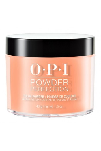 OPI Powder Perfection - Acrylic Dip Powder - Crawfishin' For A Compliment - 1.5oz / 43g