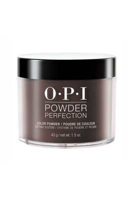 OPI Powder Perfection - Acrylic Dip Powder - How Great Is Your Dane?- 1.5oz / 43g