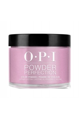 OPI Powder Perfection - Acrylic Dip Powder - I Manicure For Beads - 1.5oz / 43g