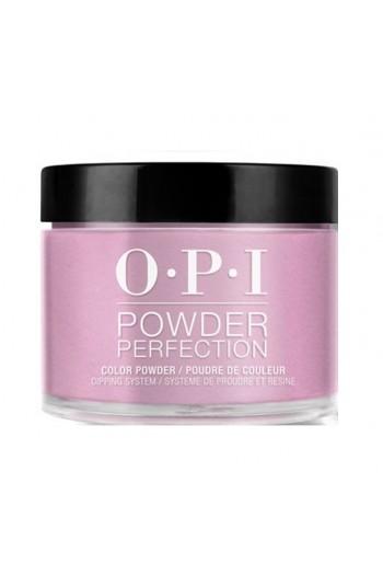 OPI Powder Perfection - Acrylic Dip Powder - I Manicure For Beads - 1.5oz / 43g