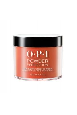 OPI Powder Perfection - Acrylic Dip Powder - It's A Piazza Cake - 1.5oz / 43g