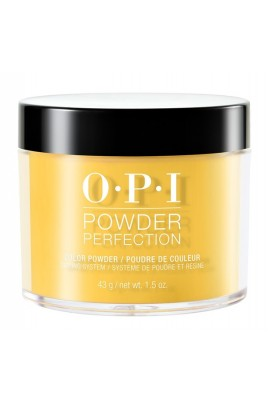 OPI Powder Perfection - Acrylic Dip Powder - Never A Dulles Moment - 1.5oz / 43g