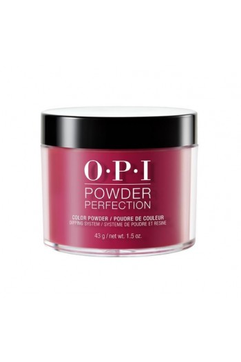 OPI Powder Perfection - Acrylic Dip Powder - OPI By Popular Vote - 1.5oz / 43g