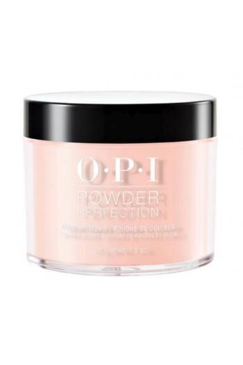 OPI Powder Perfection - Acrylic Dip Powder - Stop It I'm Blushing! - 1.5oz / 43g