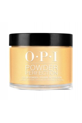 OPI Powder Perfection - Acrylic Dip Powder - Sun, Sea and Sand In My Pants - 1.5oz / 43g