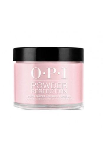OPI Powder Perfection - Acrylic Dip Powder - Suzi Shops & Island Hops - 1.5oz / 43g