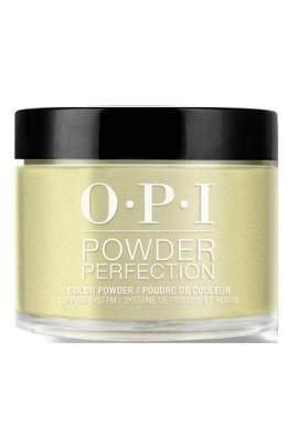 OPI Powder Perfection - Acrylic Dip Powder - This Isn't Greenland - 1.5oz / 43g