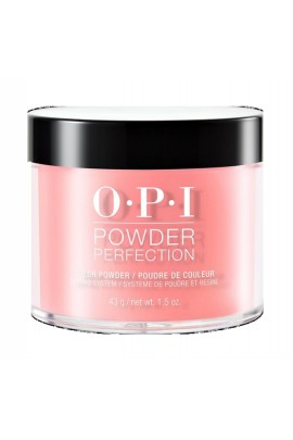 OPI Powder Perfection - Acrylic Dip Powder - You've Got Nata On Me - 1.5oz / 43g