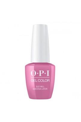 OPI GelColor - Peru Collection - Suzi Will Quechua Later!  - 15 ml / 0.5 oz