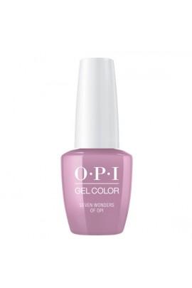 OPI GelColor - Peru Collection - Seven Wonders of OPI - 15 ml / 0.5 oz