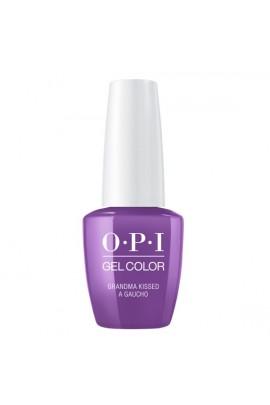 OPI GelColor - Peru Collection - Grandma Kissed a Gaucho - 15 ml / 0.5 oz