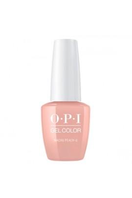 OPI GelColor - Peru Collection - Machu Peach-u - 15 ml / 0.5 oz