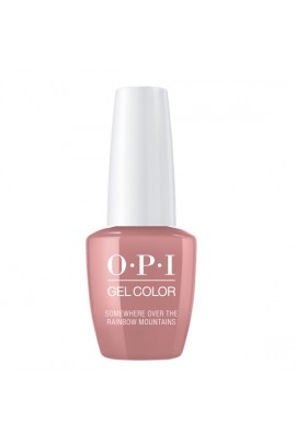 OPI GelColor - Peru Collection - Somewhere Over the Rainbow Mountains - 15 ml / 0.5 oz