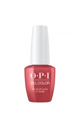 OPI GelColor - Peru Collection - My Solar Clock is Ticking - 15 ml / 0.5 oz