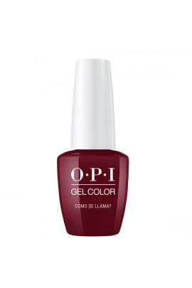 OPI GelColor - Peru Collection - Como se Llama? - 15 ml / 0.5 oz