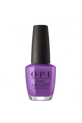 OPI Nail Lacquer - Peru Collection - Grandma Kissed a Gaucho - 15 ml / 0.5 oz