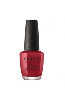 OPI Nail Lacquer - Peru Collection - I Love You Just Be-Cusco - 15 ml / 0.5 oz