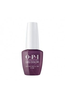 OPI GelColor - Scotland Collection Fall 2019 - Boys Be Thistle-ing At Me - 15ml / 0.5oz