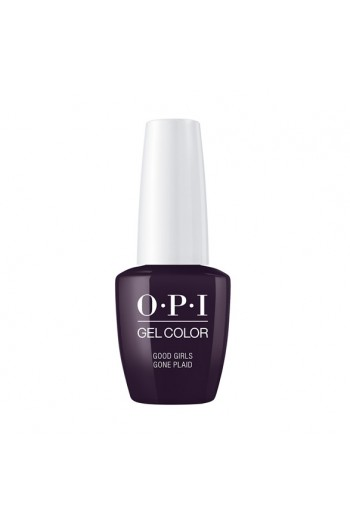 OPI GelColor - Scotland Collection Fall 2019 - Good Girls Gone Plaid - 15ml / 0.5oz
