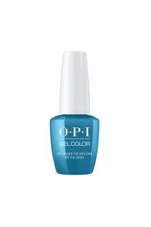 OPI GelColor - Scotland Collection Fall 2019 - OPI Grabs The Unicorn By The Horn - 15ml / 0.5oz