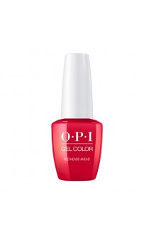 OPI GelColor - Scotland Collection Fall 2019 - Red Heads Ahead - 15ml / 0.5oz