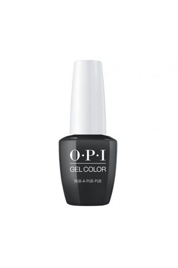 OPI GelColor - Scotland Collection Fall 2019 - Rub-A-Pub-Pub - 15ml / 0.5oz