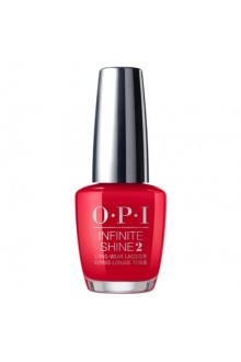 OPI Infinite Shine - Scotland Fall 2019 Collection - Red Heads Ahead - 15ml / 0.5oz