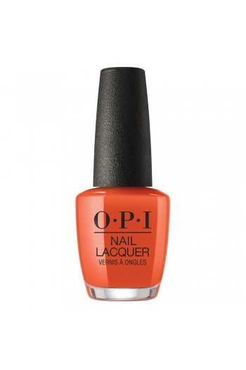 OPI Nail Lacquer - Scotland Collection Fall 2019 - Suzi Needs A Loch-Smith - 15ml / 0.5oz