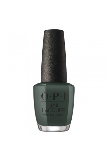 OPI Nail Lacquer - Scotland Collection Fall 2019 - Things I've Seen In Aber-Green - 15ml / 0.5oz