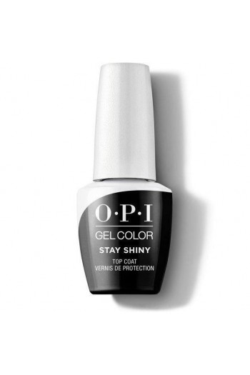 OPI GelColor - Stay Shiny Top Coat - 15ml / 0.5oz