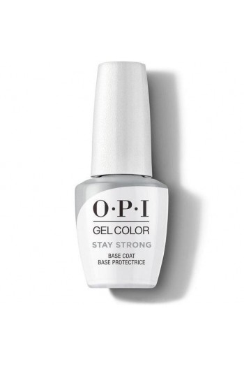 OPI GelColor - Stay Strong Base Coat - 15ml / 0.5oz