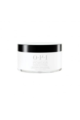 OPI Powder Perfection - Acrylic Dip Powder - Alpine Snow - 4.25oz / 120.5g