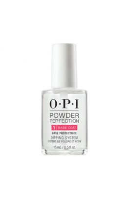 OPI Powder Perfection - Acrylic Dip Treatments - Base Coat - 0.5oz / 15ml