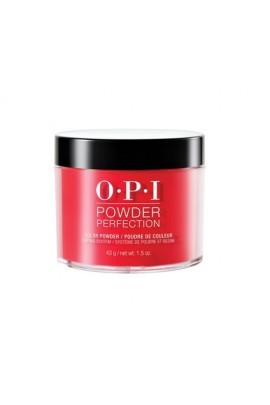 OPI Powder Perfection - Acrylic Dip Powder - Cajun Shrimp - 1.5oz / 43g