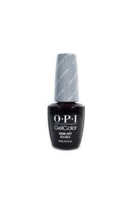 OPI GelColor - Iceland Fall 2017 Collection - Check Out the Old Geysirs - 0.5oz / 15ml
