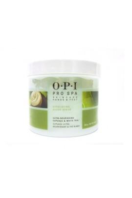 OPI Pro Spa - Skincare Hands & Feet - Exfoliating Sugar Scrub - 31oz / 882g