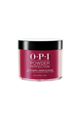 OPI Powder Perfection - Acrylic Dip Powder - I'm Not Really a Waitress - 1.5oz / 43g