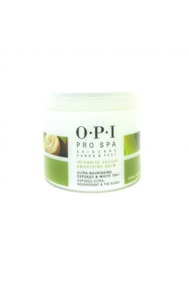 OPI Pro Spa - Skincare Hands & Feet - Intensive Callus Smoothing Balm - 4oz / 118ml