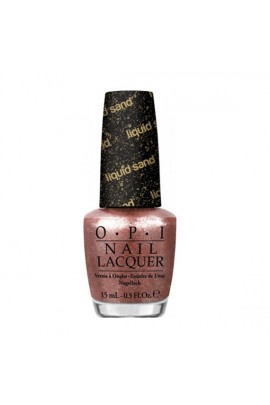 OPI Nail Lacquer - Liquid Sand Collection - Make Him Mine - 15 mL / 0.5 Fl Oz