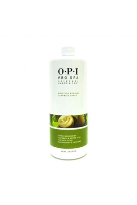 OPI Pro Spa - Skincare Hands & Feet - Moisture Bonding Ceramide Spray - 28.5oz / 843ml