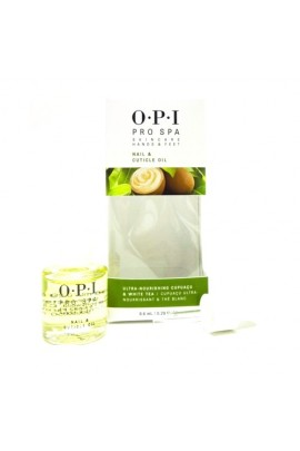OPI Pro Spa - Skincare Hands & Feet - Nail & Cuticle Oil - 0.29oz / 8.6ml