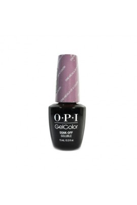 OPI GelColor - Iceland Fall 2017 Collection - One Heckla of a Color! - 0.5oz / 15ml