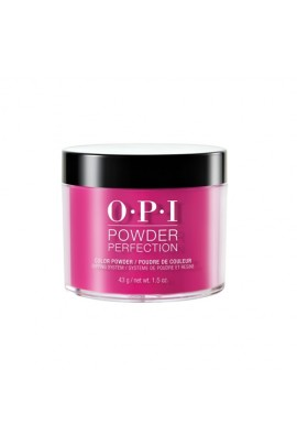 OPI Powder Perfection - Acrylic Dip Powder - Pink Flamenco - 1.5oz / 43g