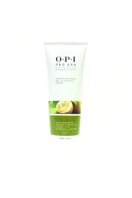 OPI Pro Spa - Skincare Hands & Feet - Protective Hand, Nail & Cuticle Cream - 8oz / 236ml