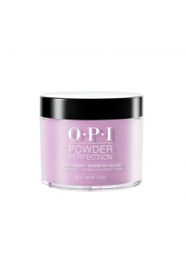 OPI Powder Perfection - Acrylic Dip Powder - Purple Palazzo Pants - 1.5oz / 43g