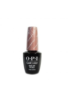 OPI GelColor - Iceland Fall 2017 Collection - Reykjavik has all the Hot Spots - 0.5oz / 15ml