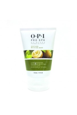 OPI Pro Spa - Skincare Hands & Feet - Soothing Moisture Mask - 4oz / 118ml