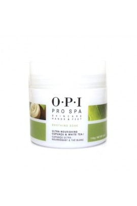 OPI Pro Spa - Skincare Hands & Feet - Soothing Soak - 3.9oz / 110g