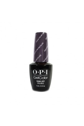 OPI GelColor - Iceland Fall 2017 Collection - Suzi & the Arctic Fox - 0.5oz / 15ml